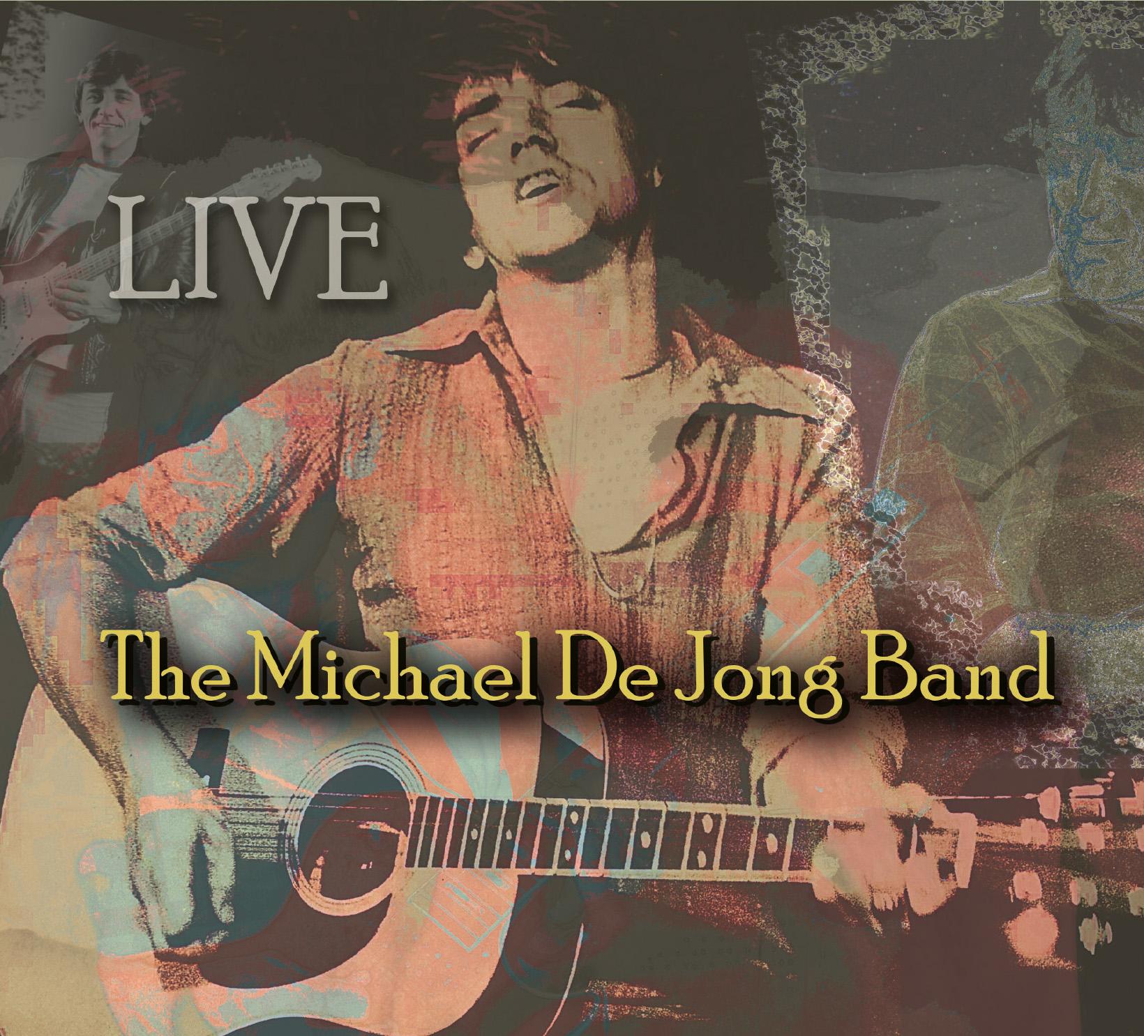 Michael De Jong band Live